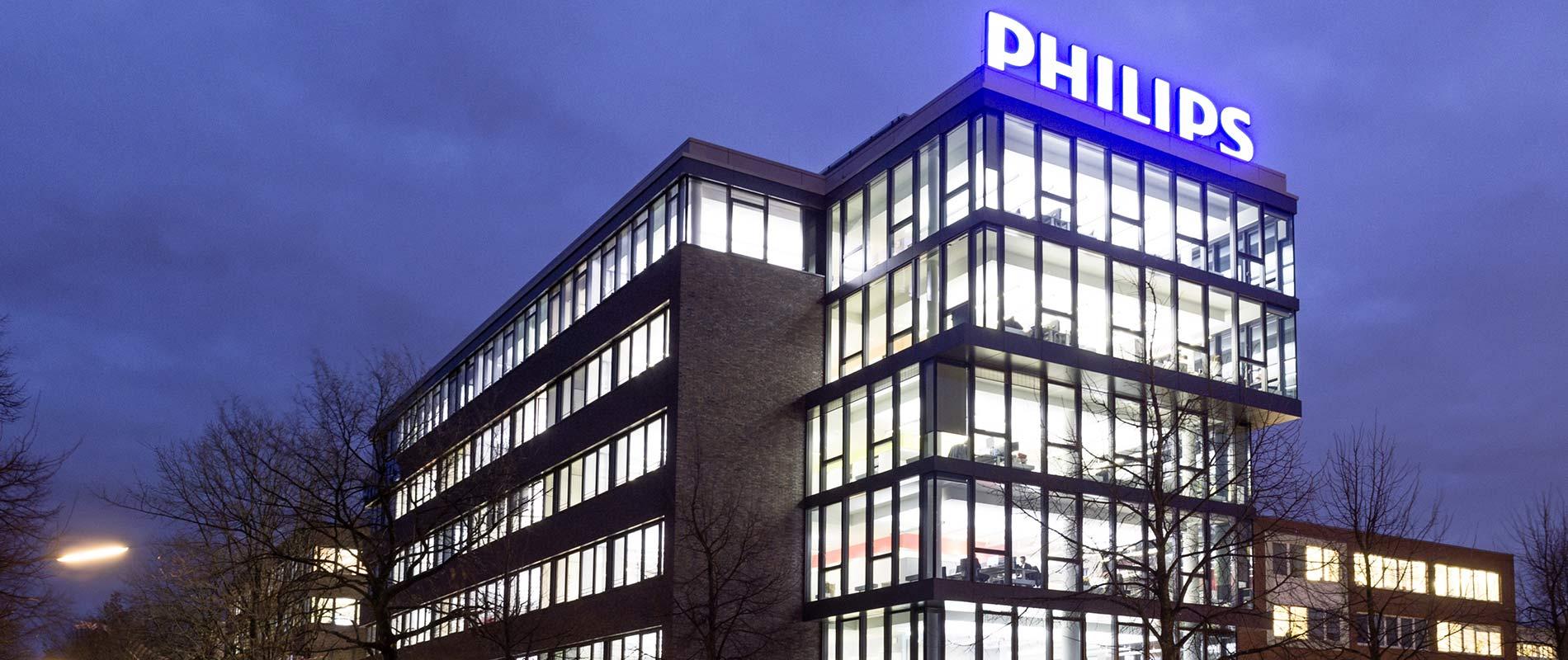Objekt Philips Hamburg Rosink