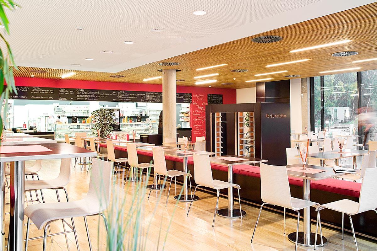 Universum Bremen Rosink Cafeteria
