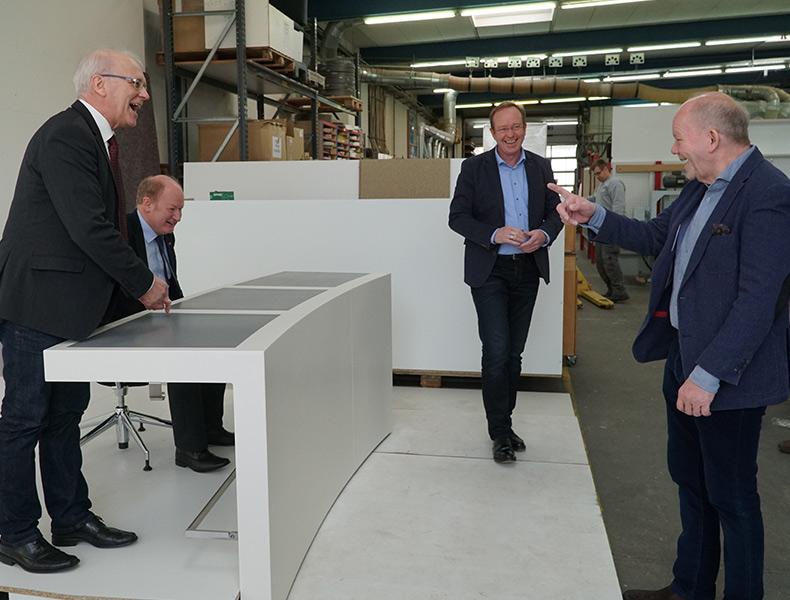 Landtag Hannover Rosink Werkstatt