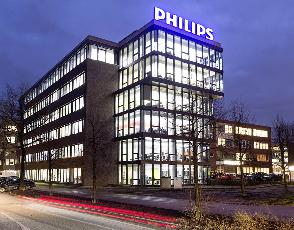 Objekt Philips Hamburg Rosink Referenz