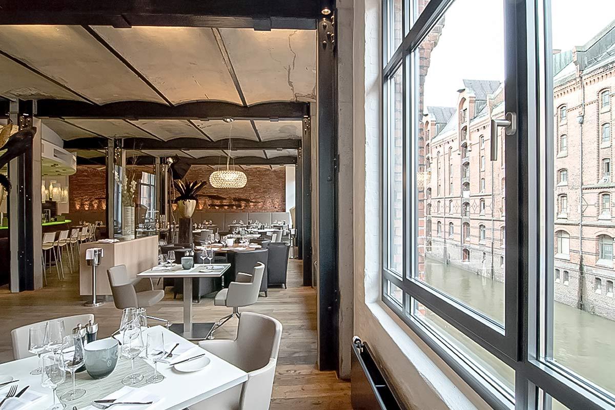 Restaurant Hamburg Einrichtung Gesamteinrichtung