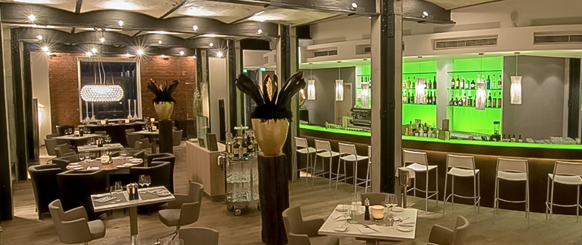 Restaurant Hamburg Einrichtung Gesamteinrichtung Rosink Nordhorn
