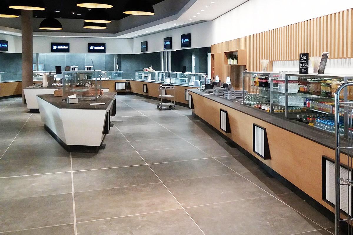 Sartorius Cafe Kantine Rosink Objekteinrichtungen 2
